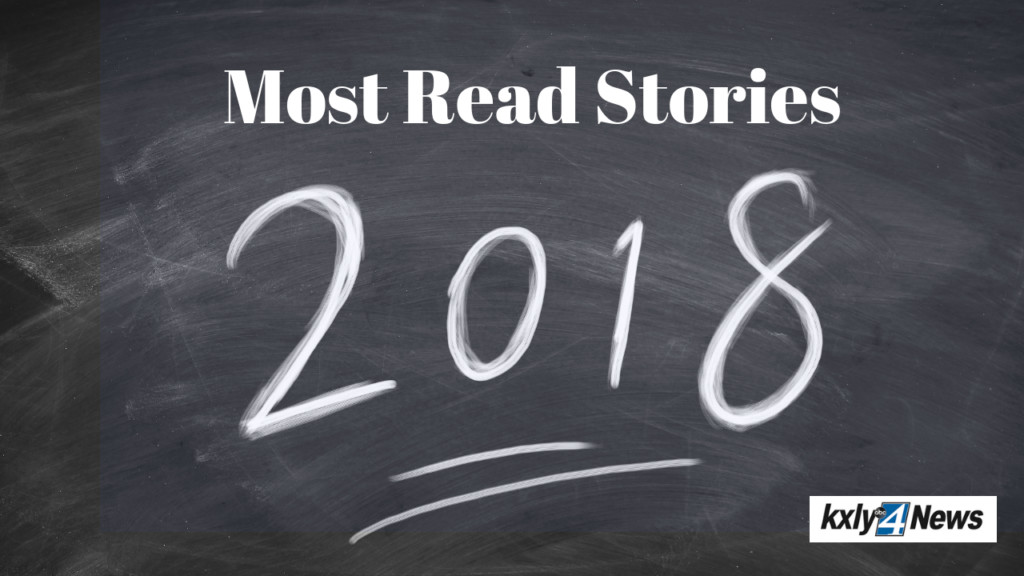Most-read stories of 2018 on www.kxly.com