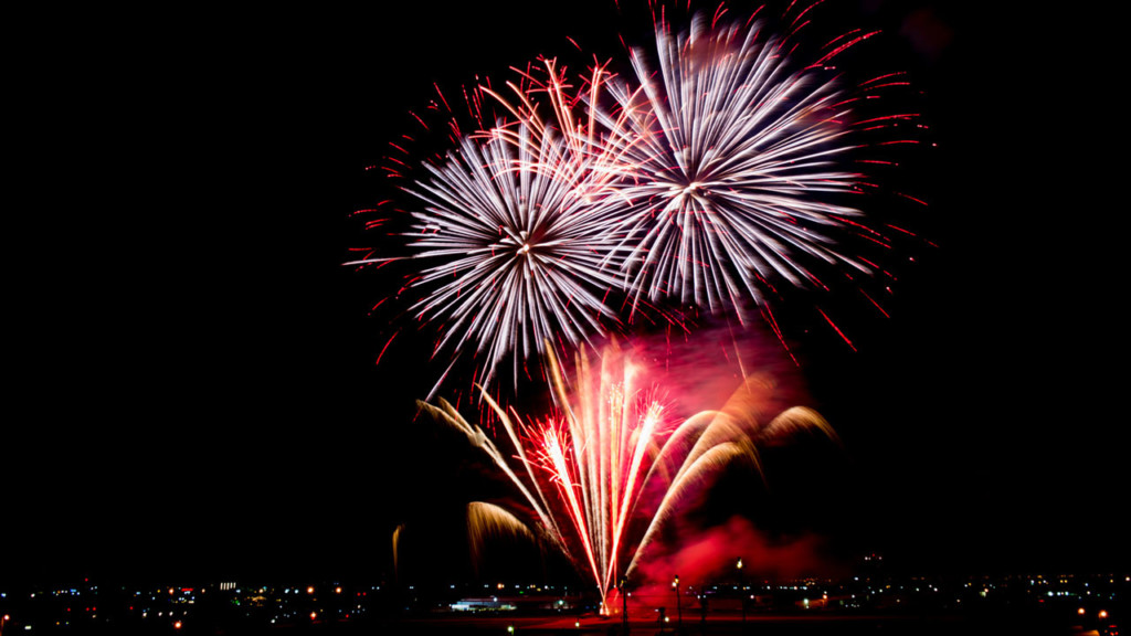 Northern Quest holding region's longest and largest fireworks show