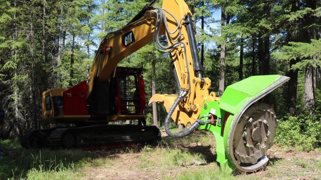 Made in the Northwest: Advanced Forest Equipment