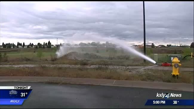 Air Force Civil Engineer Center expands area for water contamination sampling