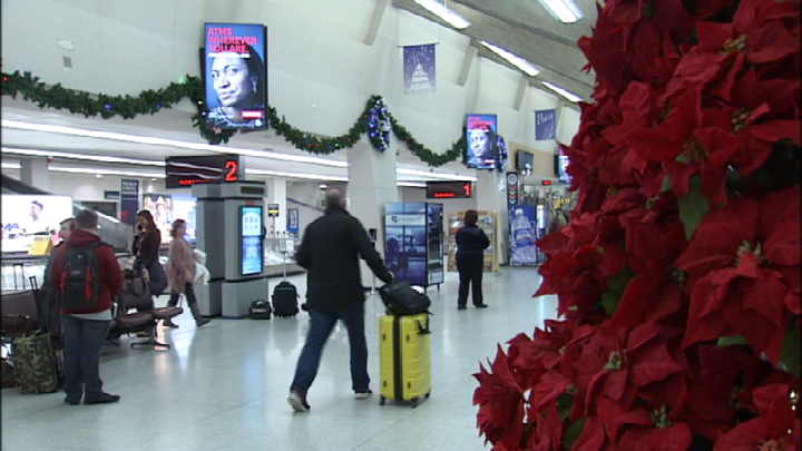 Inclement weather impacts flights to and from Spokane