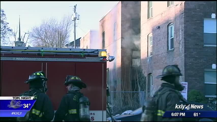 """Fire investigators rule downtown apartment fire """"accidental"""""""