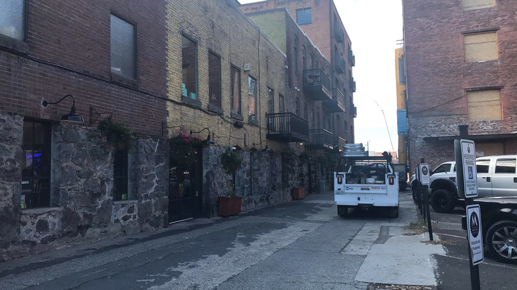 Could this be the solution to beautifying Spokane alleyways?
