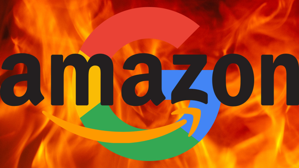 Amazon engages in 'productive discussions' with Google