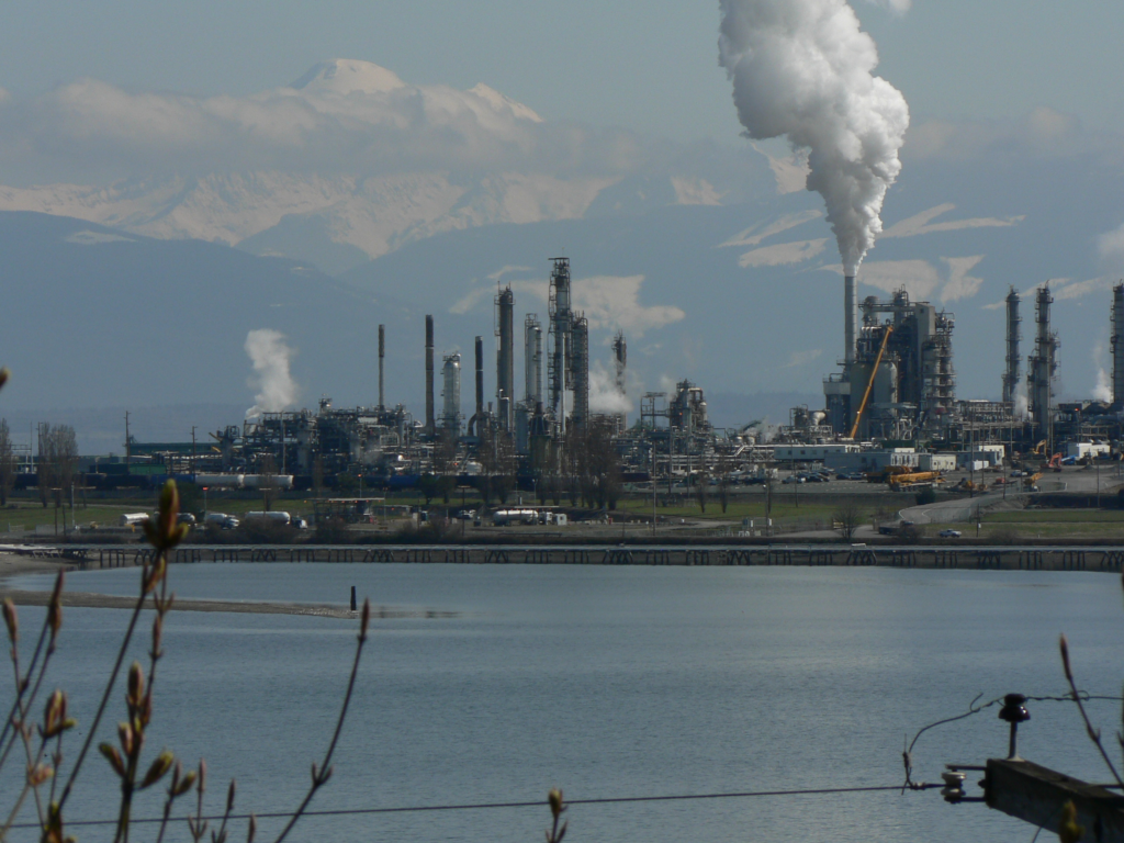 State says judge erred dismissing Tesoro refinery fines