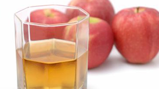 Heavy metals are in your child's juice