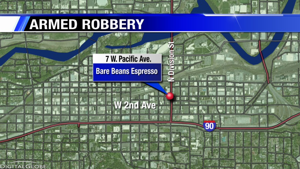 Police ask for public's help in search for armed robber