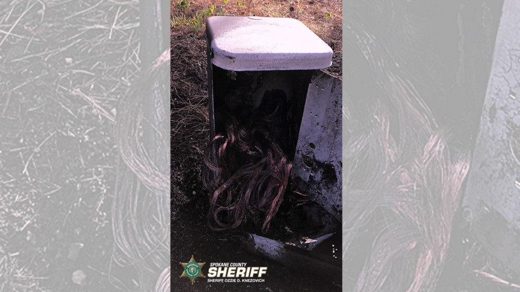 Woman arrested in connection to several fires in Spokane Valley