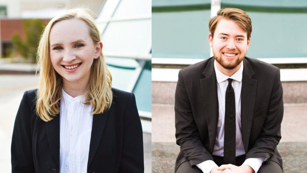 2018-2019 ASWSU President, Vice President elected