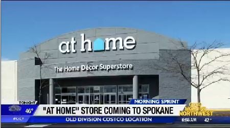 """Spokane's first """"At Home"""" store now open"""