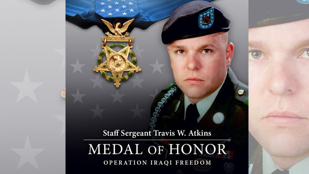 Montana soldier who died tackling suicide bomber receives Medal of Honor
