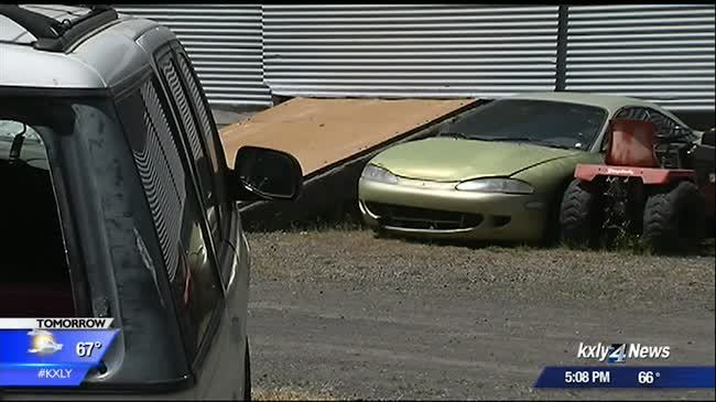 Auto theft ring shut down, suspect arrested
