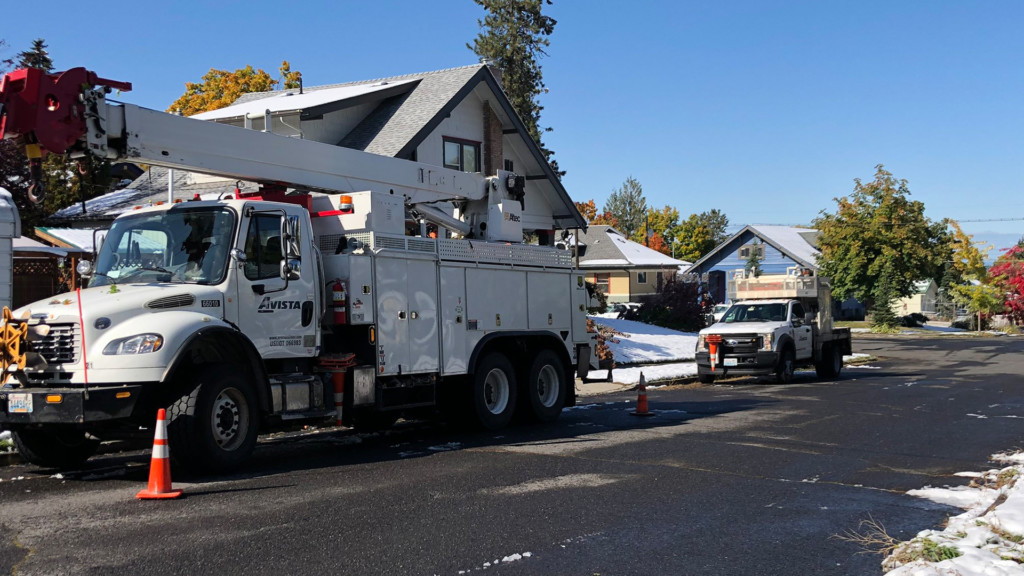Some Avista customers may not get power back for more than two days