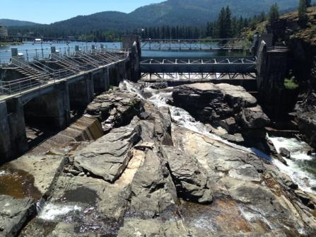 Drought shouldn't impact hydro dams too much this summer