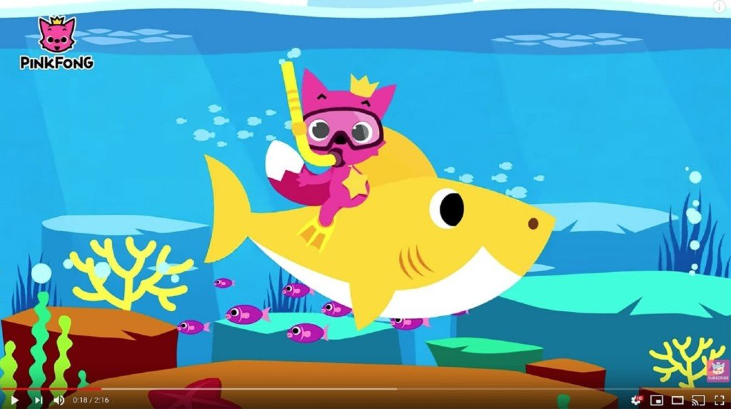 Baby Shark Live! coming to the First Interstate Center for the Arts