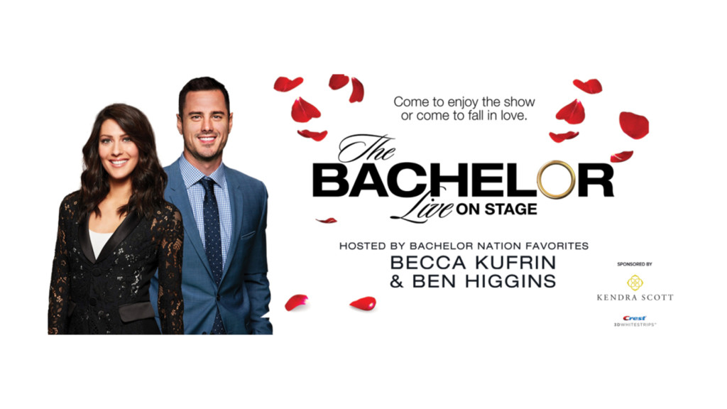 Ben Higgins, Becca Kufrin to visit Spokane as they host 'Bachelor Live on Stage'