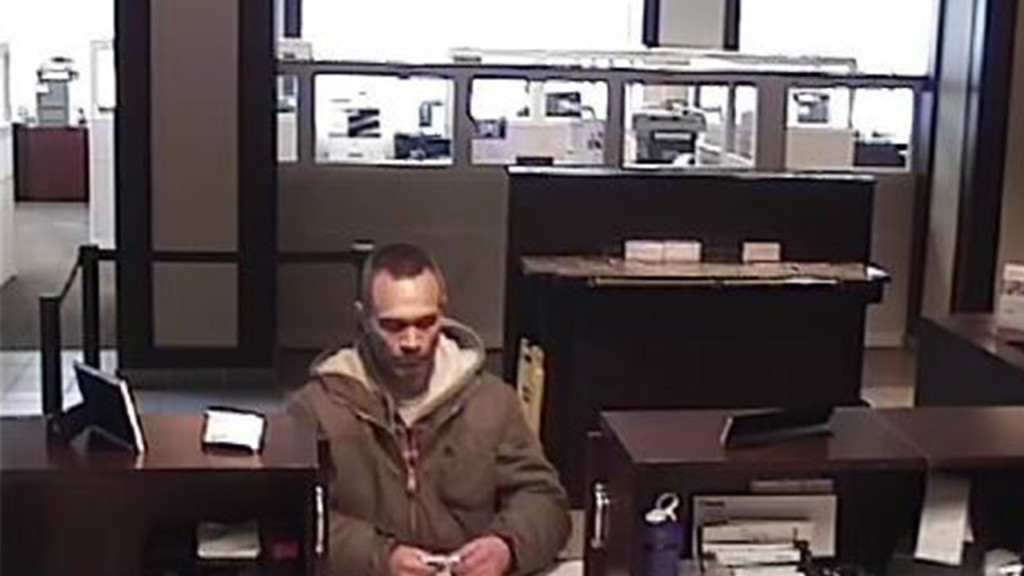 UPDATE: US Bank robbery suspect arrested