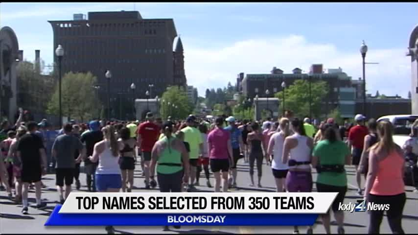 Bloomsday releases list of best 2019 corporate team names