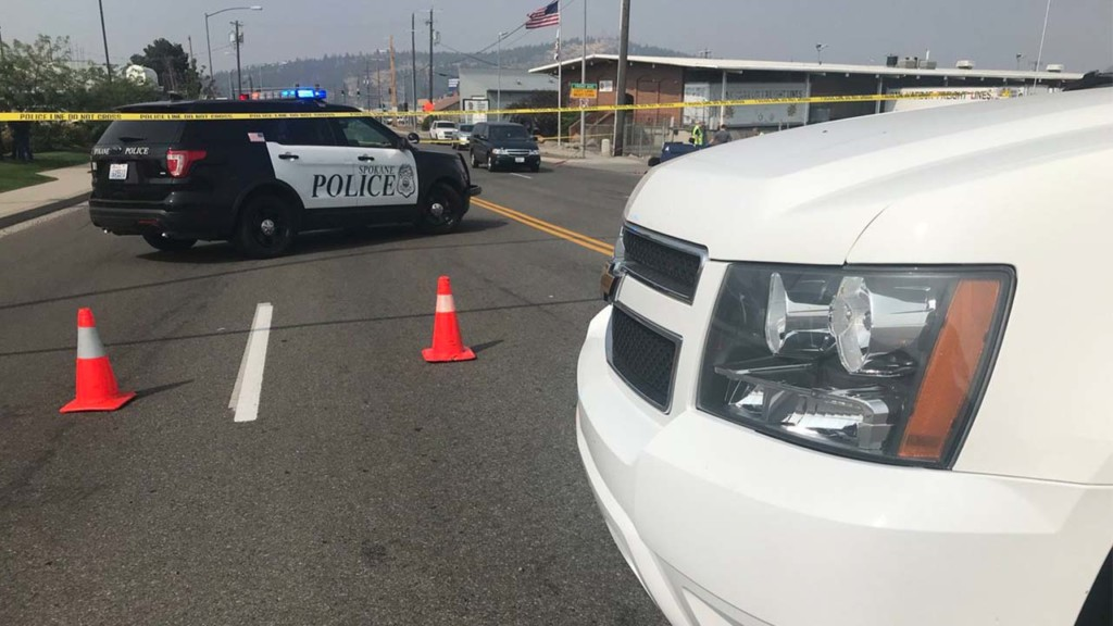 UPDATE: 56-year-old bicyclist killed after colliding with truck in east Spokane