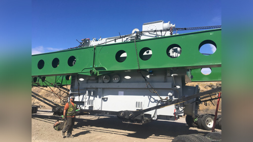 Heaviest piece of equipment moved on WA highway will impact traffic