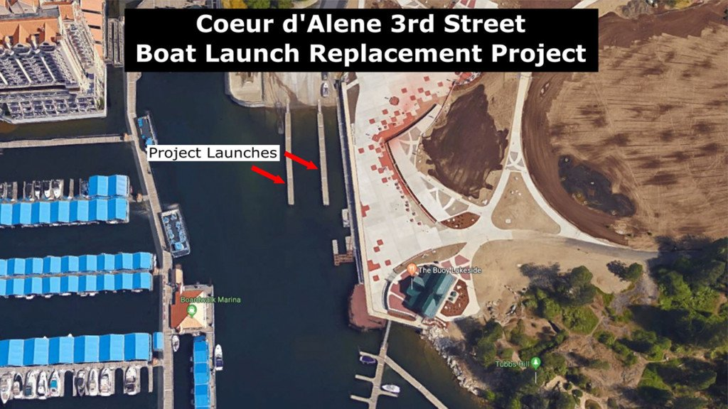 Should McEuen Park get new launch docks? The City of Coeur d'Alene needs your help