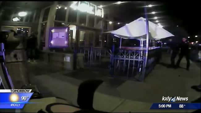 Body camera footage shows moments leading to officer involved shooting