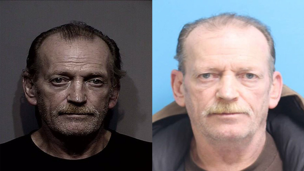 Kootenai County Sheriff's Office looking for wanted sex offender