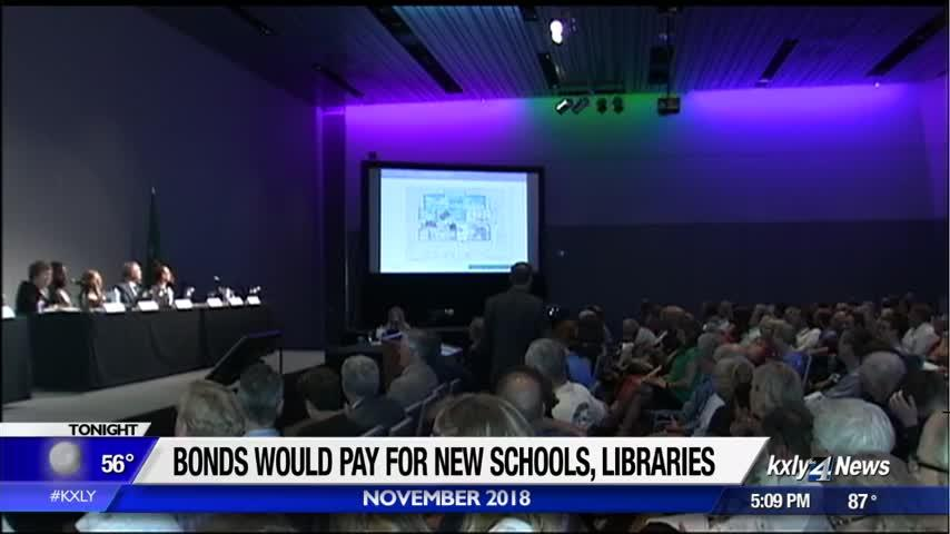 Bonds to pay for new schools, libraries move to November ballot
