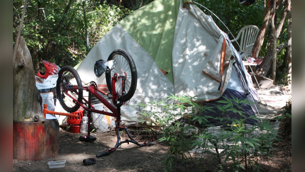 Homeless camps causing issues around Spokane