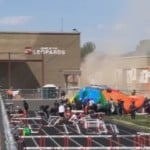 Five students injured in Zillah bounce house flip