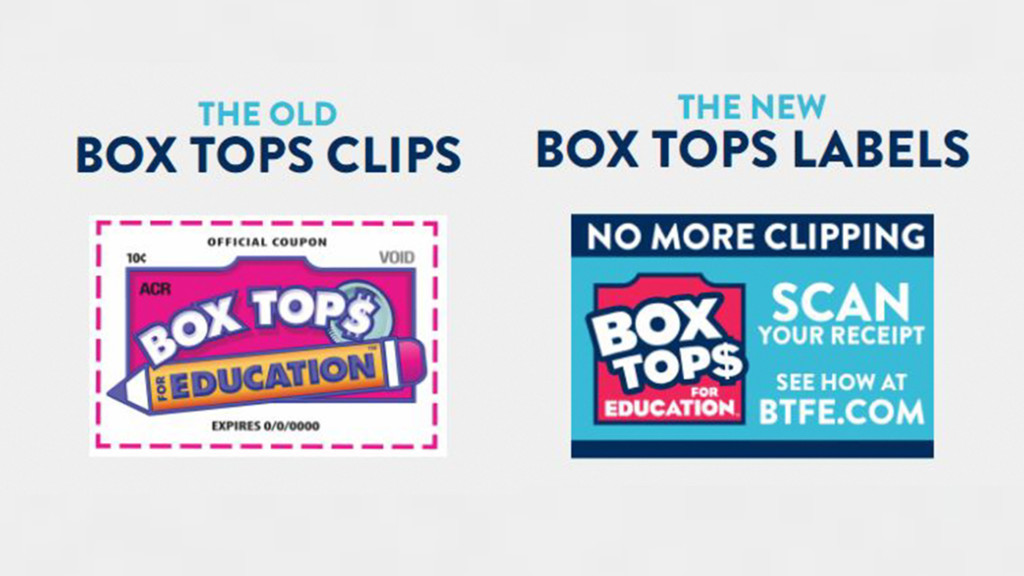 No more clipping! Box Tops launches new mobile app