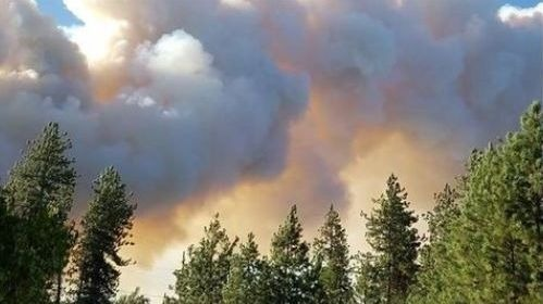 Washington DNR blames Avista for Ferry County wildfire