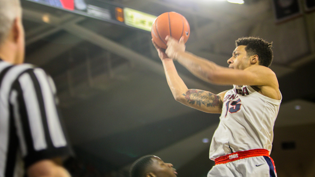 Gonzaga falls to Texas Tech 75-69 in Elite Eight after back-and-forth battle