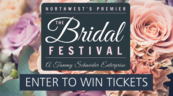 Enter to win tickets to the Bridal Festival