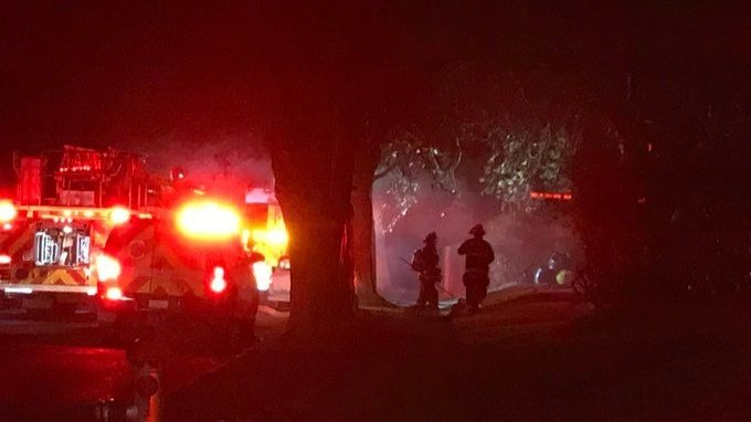 Firefighters say defectively installed wood burning stove caused northeast Spokane house fire
