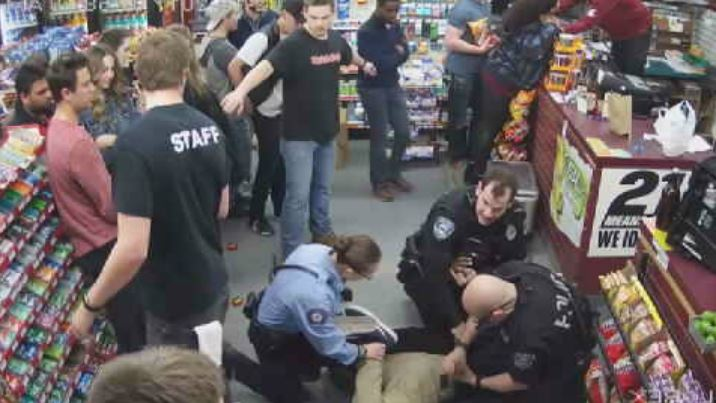 Former WSU student sues Pullman PD for false arrest, excessive force