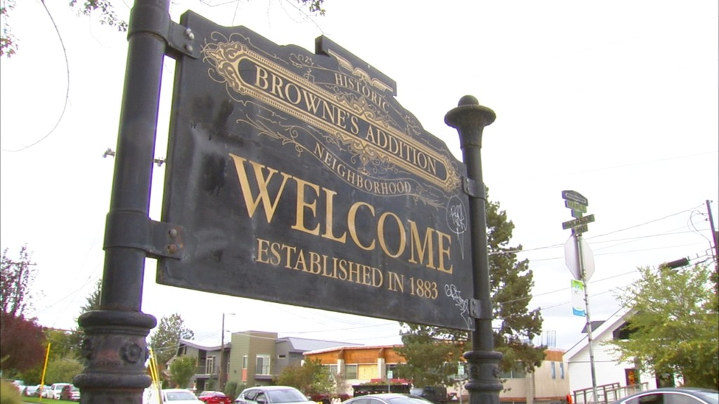 Neighbors to follow nearly 90 pages of guidelines should Browne's Addition become historic district