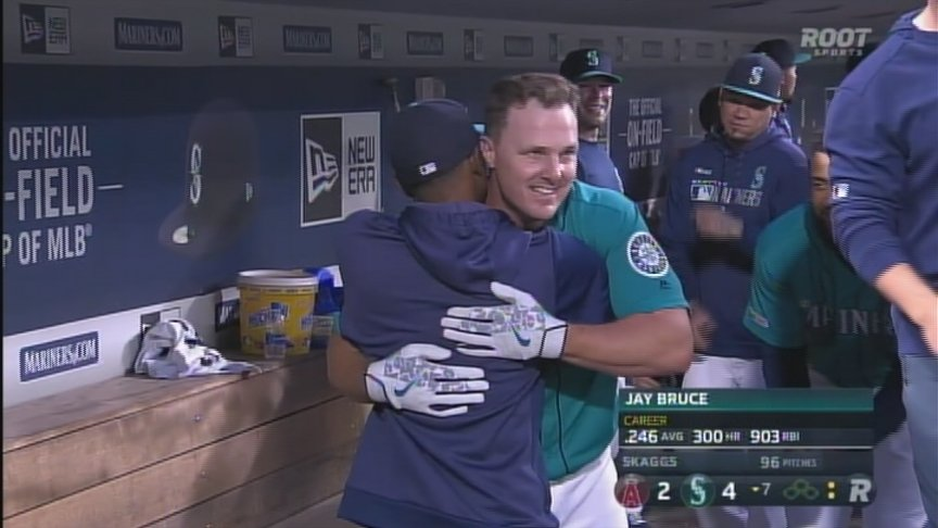 Jay Bruce traded from Mariners to Phillies