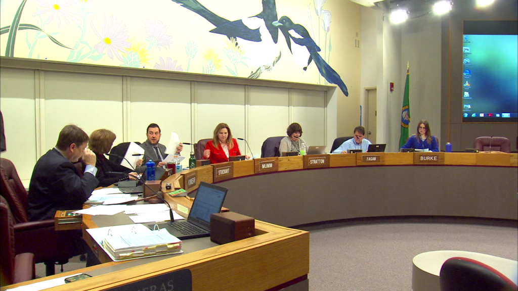 Spokane City Council approves $1.1 billion 2020 budget