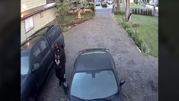 """""""You will be caught"""" Thieves steal family heirlooms, sports car from Spokane home"""