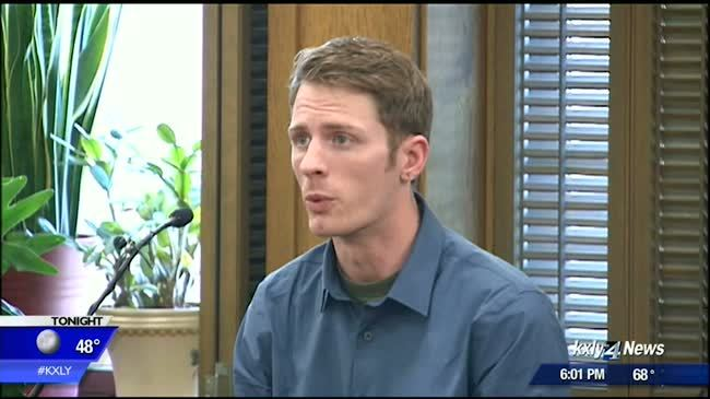 Bushnell stands trial for shooting a man to death