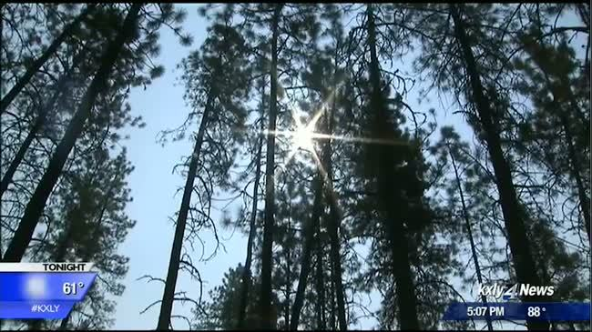 Campers deal with Spokane burn ban during Labor Day weekend