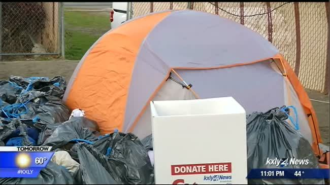'Camping 4 Coats' organizers on track for several days of camping
