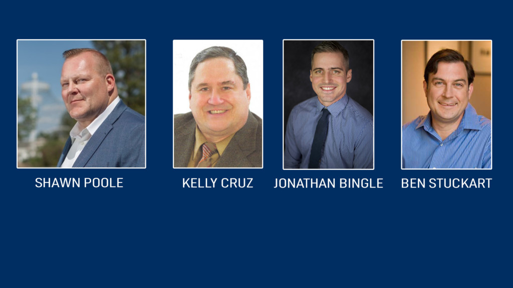 Four of five mayoral candidates to participate in first debate Thursday night