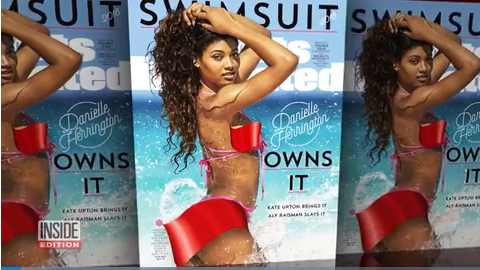 Sports Illustrated swimsuit cover girl is revealed