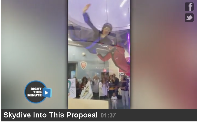 Skydive into this proposal