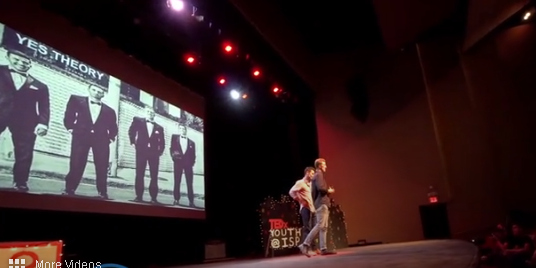 'Yes Theory' invites strangers to give TEDx Talk in Panama