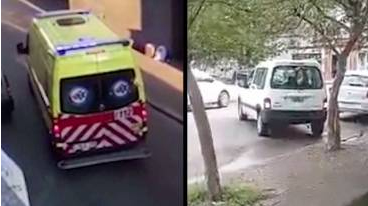 Epic driving fails caught on camera