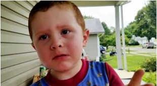Little boy can't stand the thought of being 3-years-old