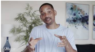 Will Smith wants to celebrate his 50th birthday with you!